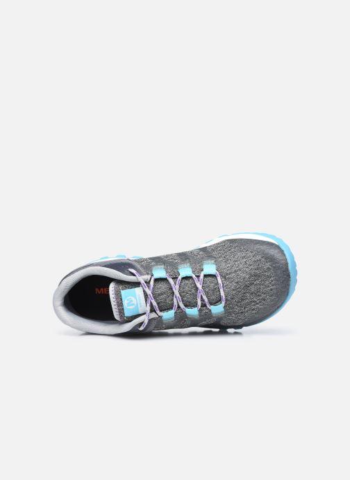 Chaussures de sport Merrell Antora W Gris vue gauche