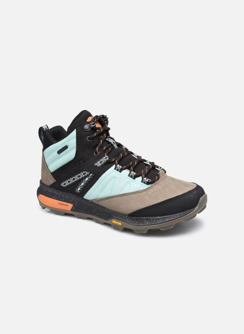 Chaussures de sport Femme Zion Mid Wp X Unlikely Hikers