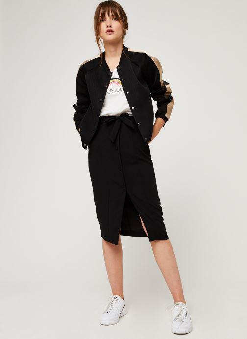 Vêtements I.Code Qr10074 Blanc vue bas / vue portée sac