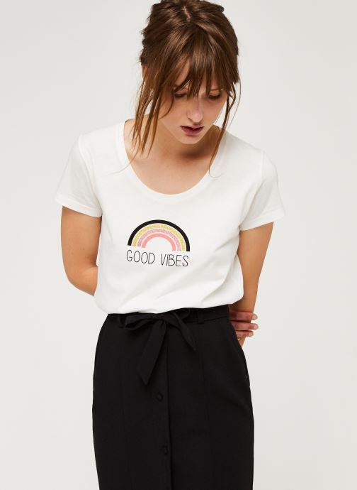 Vêtements I.Code Qr10074 Blanc vue détail/paire