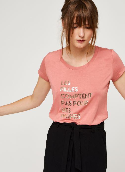 T-shirt - Qr10114