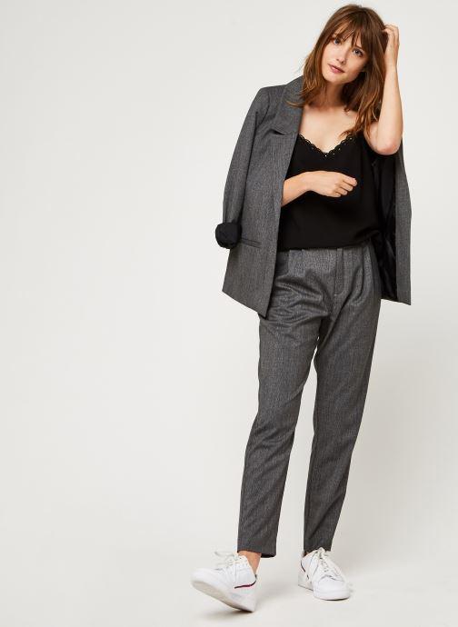 Vêtements I.Code Qr11174 Noir vue bas / vue portée sac