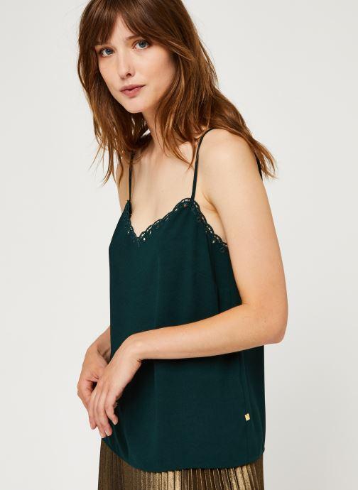 Vêtements I.Code Qr11174 Vert vue droite