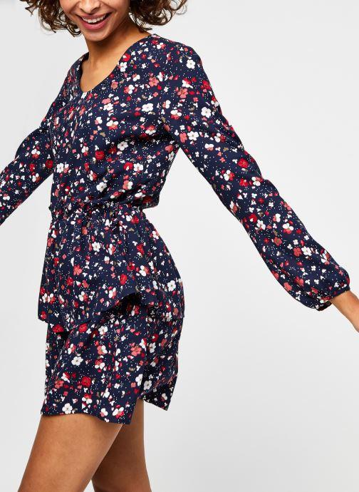 Vêtements I.Code Qr30134 Bleu vue détail/paire