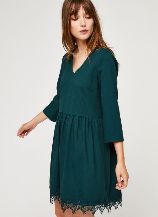 Vêtements I.Code Qr30264 Vert vue détail/paire