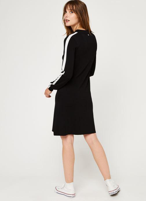Vêtements I.Code Qr30284 Noir vue portées chaussures