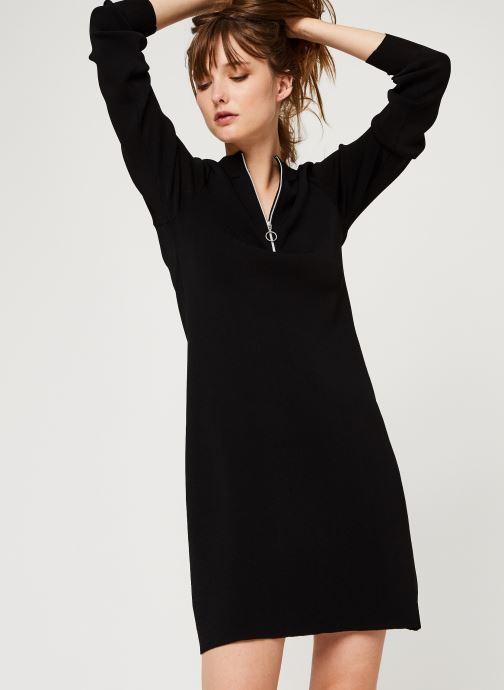 Vêtements I.Code Qr30284 Noir vue droite