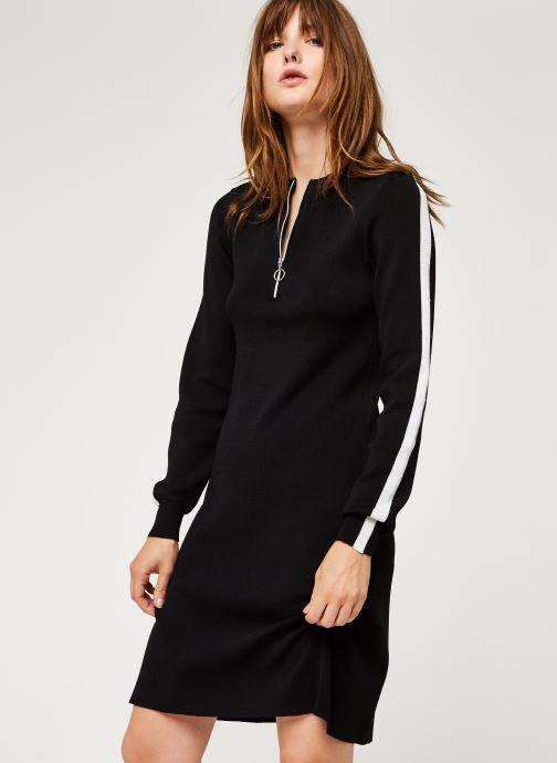 Vêtements I.Code Qr30284 Noir vue détail/paire