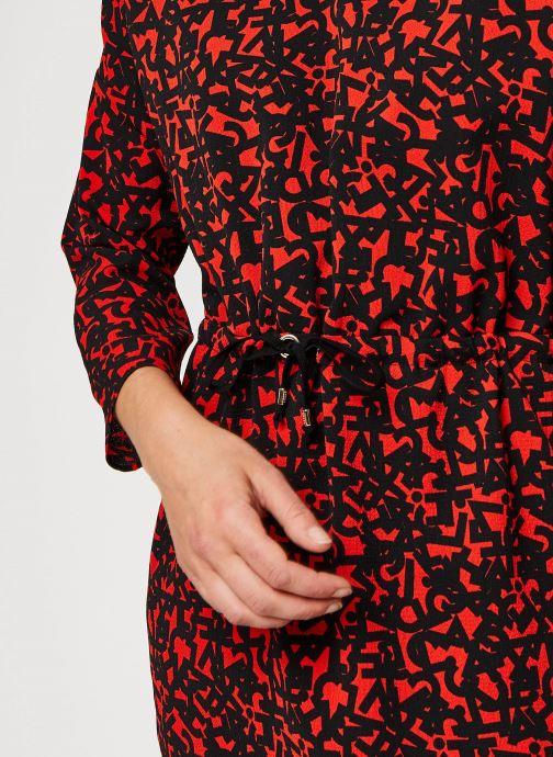 Vêtements I.Code Qr30324 Noir vue face