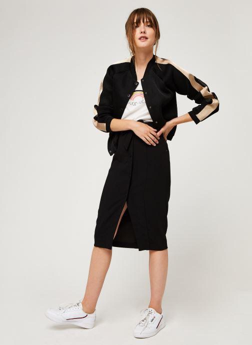 Vêtements I.Code QR41014 Noir vue bas / vue portée sac