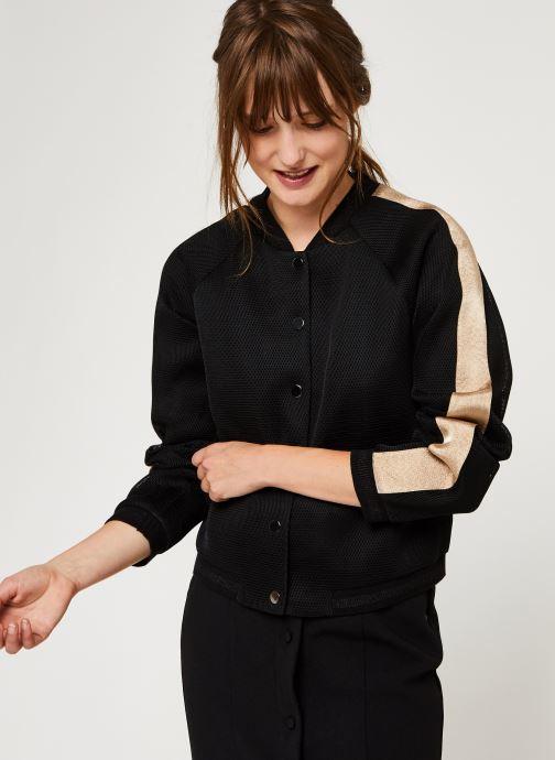 Vêtements I.Code QR41014 Noir vue droite