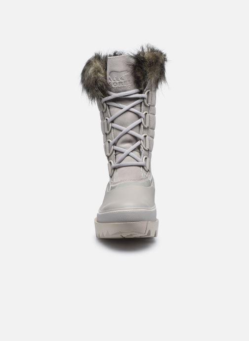 Zapatillas de deporte Sorel Joan Of Arctic Next Gris vista del modelo