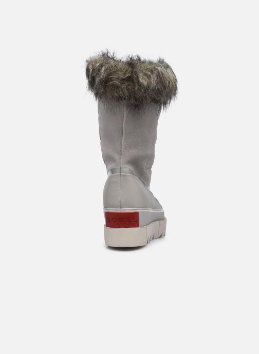 Zapatillas de deporte Sorel Joan Of Arctic Next Gris vista lateral derecha