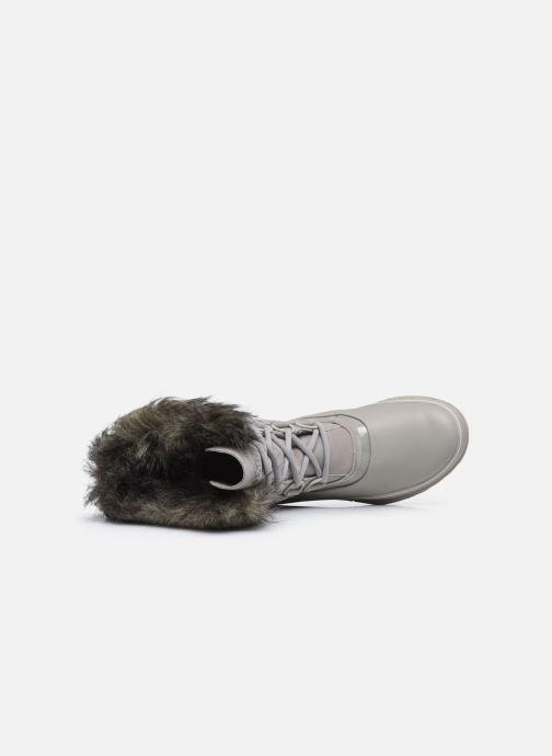 Zapatillas de deporte Sorel Joan Of Arctic Next Gris vista lateral izquierda
