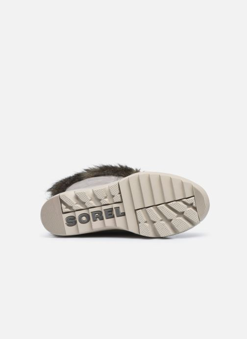 Zapatillas de deporte Sorel Joan Of Arctic Next Gris vista de arriba