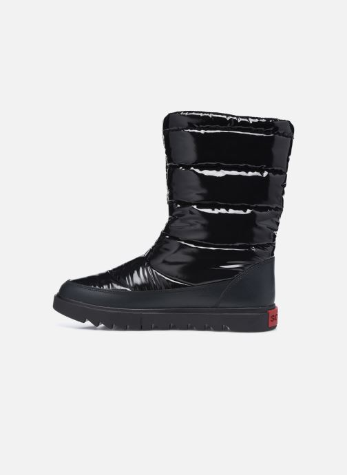 Scarpe sportive Sorel Joan Of Arctic Next Lite Mid Puffy Nero immagine frontale