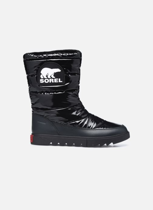 Scarpe sportive Sorel Joan Of Arctic Next Lite Mid Puffy Nero immagine posteriore