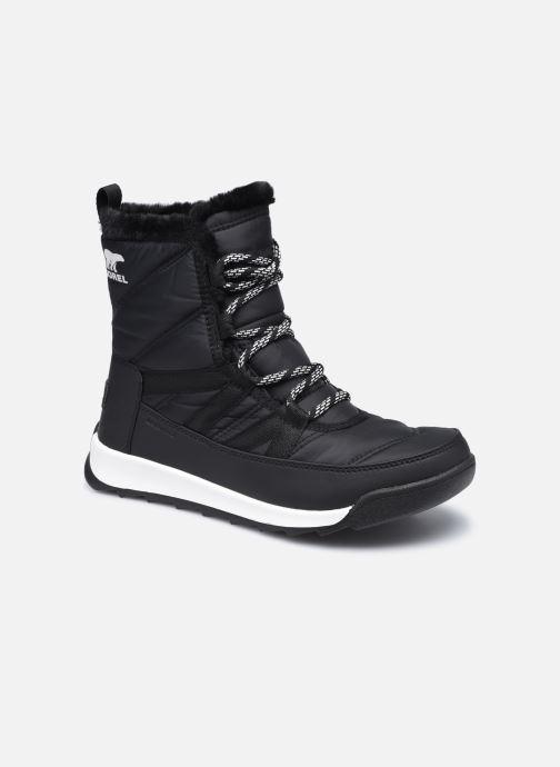 Zapatillas de deporte Sorel Whitney II Short Lace Negro vista de detalle / par