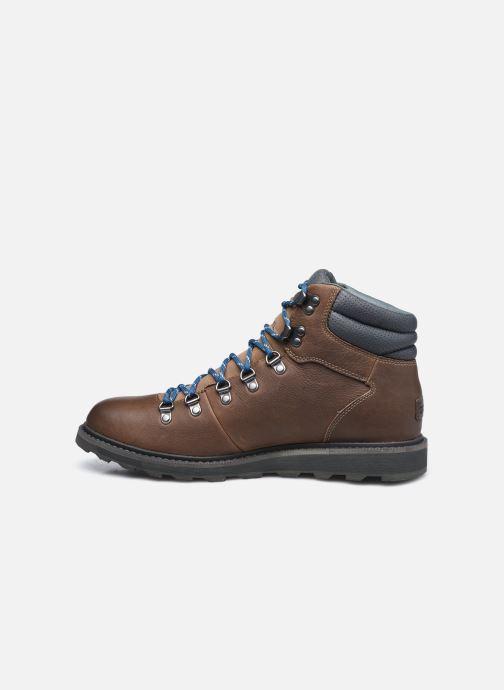 Stiefeletten & Boots Sorel Madson II Hiker WP braun ansicht von vorne