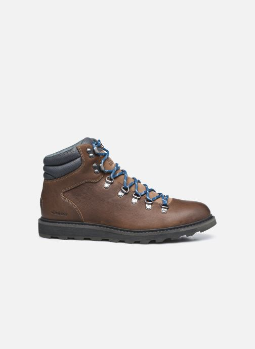 Stiefeletten & Boots Sorel Madson II Hiker WP braun ansicht von hinten