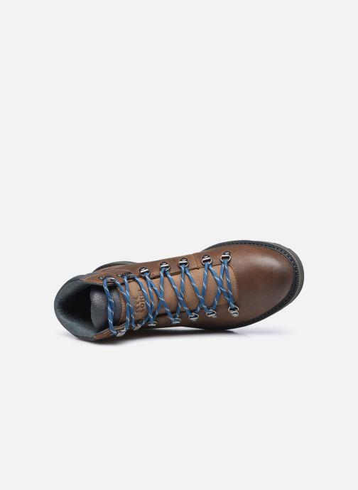 Stiefeletten & Boots Sorel Madson II Hiker WP braun ansicht von links
