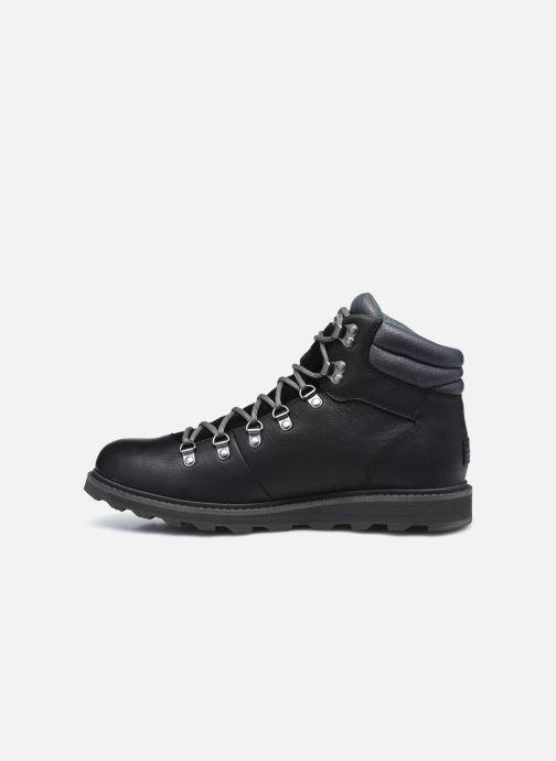 Stiefeletten & Boots Sorel Madson II Hiker WP schwarz ansicht von vorne