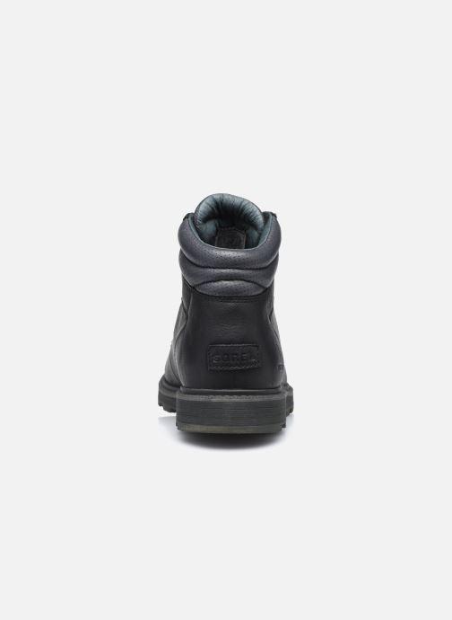 Stiefeletten & Boots Sorel Madson II Hiker WP schwarz ansicht von rechts