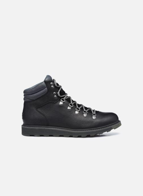 Stiefeletten & Boots Sorel Madson II Hiker WP schwarz ansicht von hinten