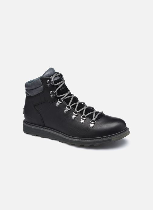 Bottines et boots Sorel Madson II Hiker WP Noir vue détail/paire