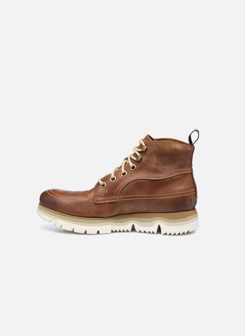 Stiefeletten & Boots Sorel Atlis Chukka WP braun ansicht von vorne
