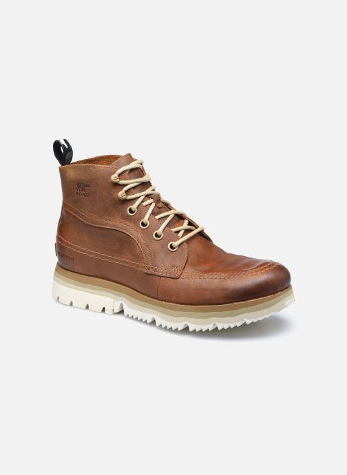 Stiefeletten & Boots Sorel Atlis Chukka WP braun detaillierte ansicht/modell