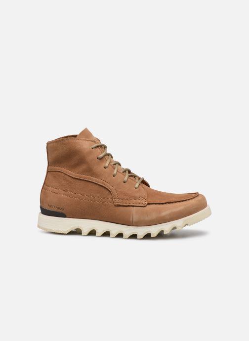 Stiefeletten & Boots Sorel Kezar Moc Wp braun ansicht von hinten