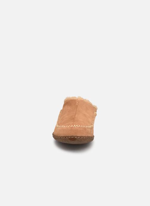 Chaussons Sorel Lanner Ridge 2 Marron vue portées chaussures