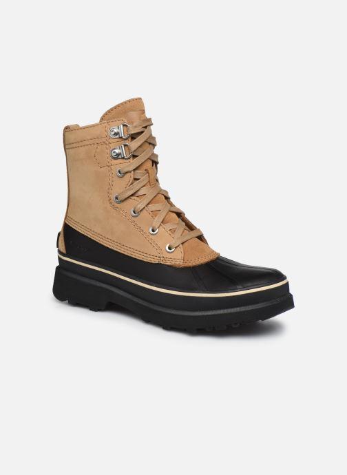 Stiefeletten & Boots Sorel Caribou Storm WP braun detaillierte ansicht/modell
