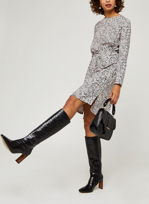 Vêtements Levi's Jacinda Dress Beige vue bas / vue portée sac