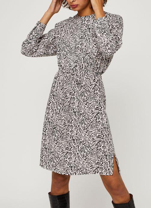 Vêtements Levi's Jacinda Dress Beige vue droite
