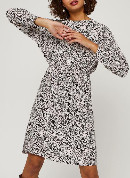 Vêtements Levi's Jacinda Dress Beige vue détail/paire