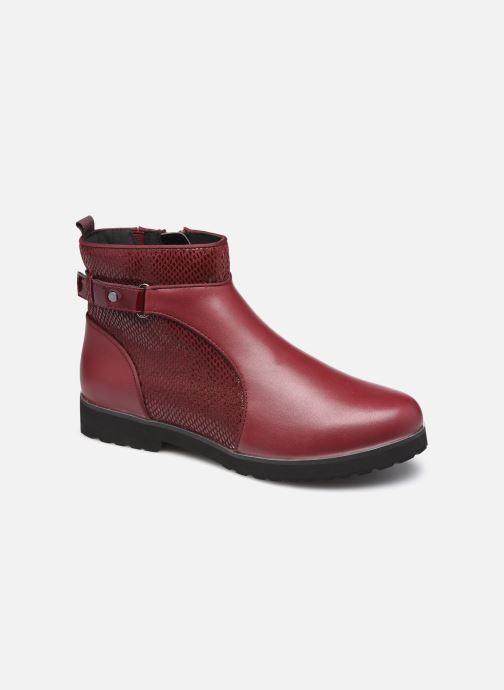 Stiefeletten & Boots Damart Fanie weinrot detaillierte ansicht/modell