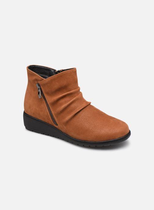 Stiefeletten & Boots Damart Allison 2 braun detaillierte ansicht/modell