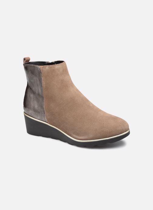Stiefeletten & Boots Damart Clarisse beige detaillierte ansicht/modell