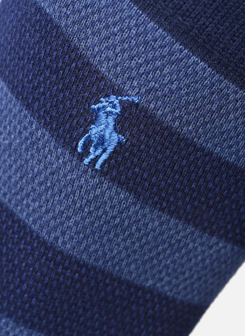 Socken & Strumpfhosen Polo Ralph Lauren Dot Crew 2 Pack blau schuhe getragen