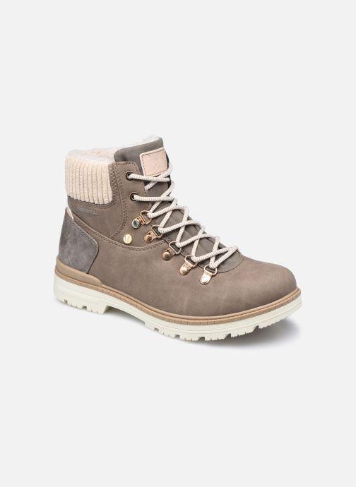 Bottines et boots Kimberfeel Milena Marron vue détail/paire