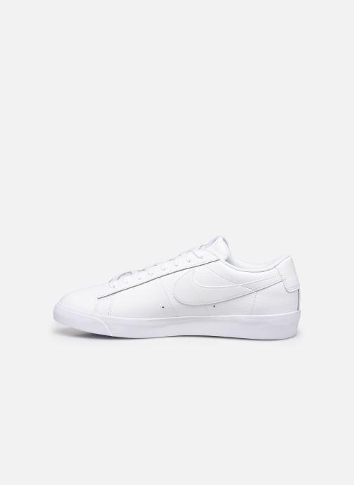Sneakers Nike Blazer Low Le Bianco immagine frontale
