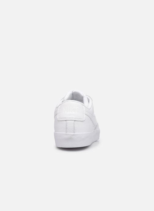 Sneakers Nike Blazer Low Le Bianco immagine destra
