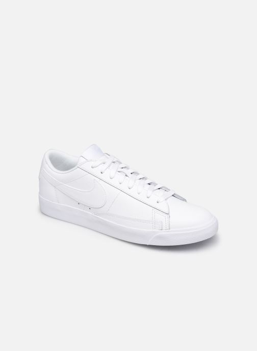 Deportivas Nike Blazer Low Le Blanco vista de detalle / par