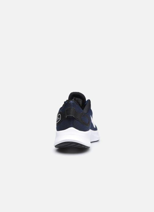 Chaussures de sport Nike Nike Runallday 2 Bleu vue droite
