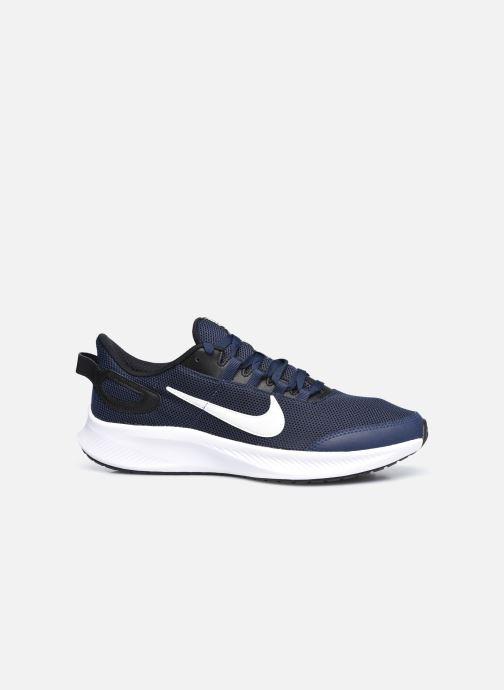 Chaussures de sport Nike Nike Runallday 2 Bleu vue derrière