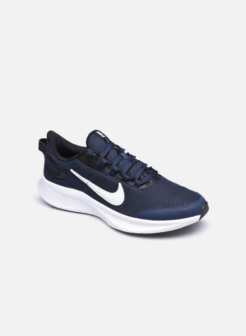 Chaussures de sport Nike Nike Runallday 2 Bleu vue détail/paire