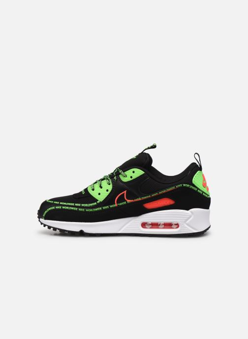 Baskets Nike Air Max 90 Ww Noir vue face