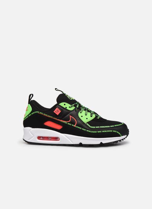 Sneakers Nike Air Max 90 Ww Zwart achterkant